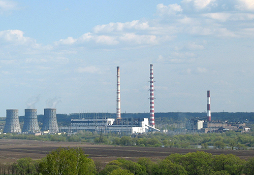 НКУ для Сырдарьинской ТЭС