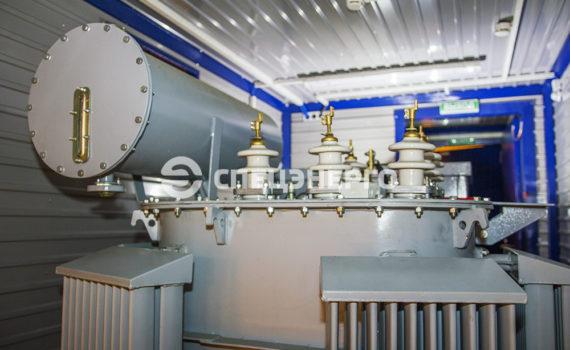 Дугогасящий реактор